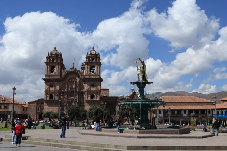 Cuzco in Peru