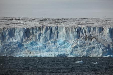 Glacier and Landscape of Antarctica