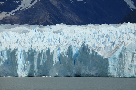 The Perito Moreno Glacier in Patagonia