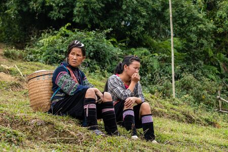 Traditional Local People of the North of Vietnam