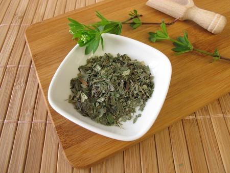 Woodruff, Asperulae herba