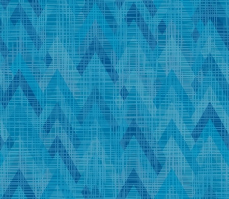 Blue seamless herringbone inlay  Texture fabric weave  asymmetric zigzag