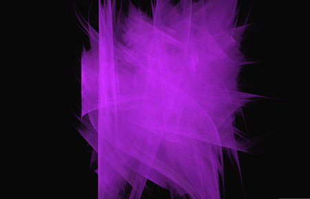 Purple fractal pattern background. Fantasy fractal texture. Digital art. 3D rendering. Computer generated image