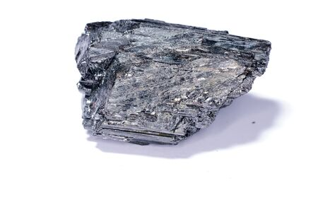Photo pour Tourmaline photographed with the macro in best studio quality and high resolution - image libre de droit