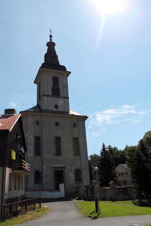 Church of Rokytnice nad Jizerou