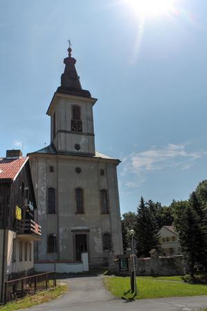 Rokytnice nad Jizerou Church