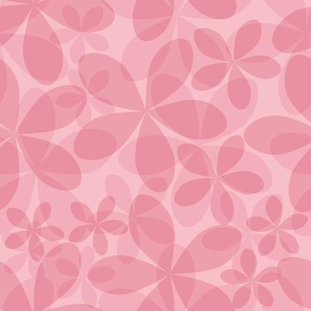 Flower art pattern. Seamless pink background pattern. Fabric texture. Floral vintage design. Pretty cute tile wallpaper.