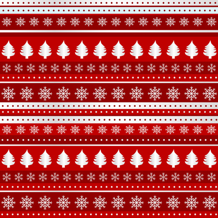Christmas background decorative pattern for textile, packaging or wrapping paper