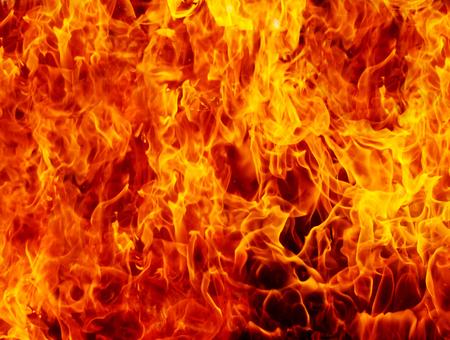 Photo pour Fire background - image libre de droit