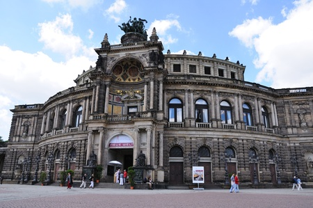 Semperoper - Dresden, Germany