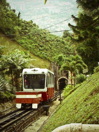 Penang Hill Cable Car