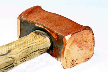 Hammer copper head