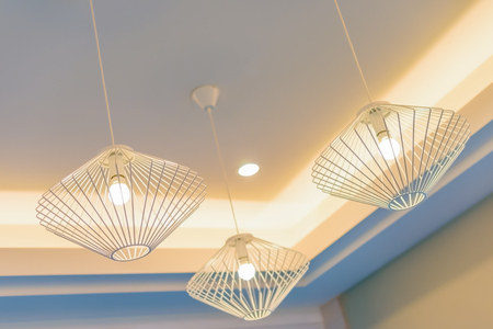 Ceiling lamps for interior decoration