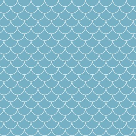 Fish Scale Seamless Pattern Reptile Dragon Skin Texture