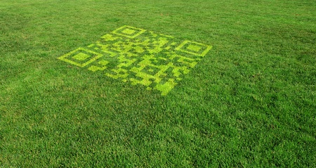 Green Marketing with QR Code