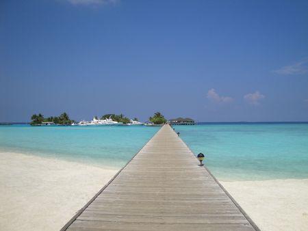 Maldives - Paradise Island Resort