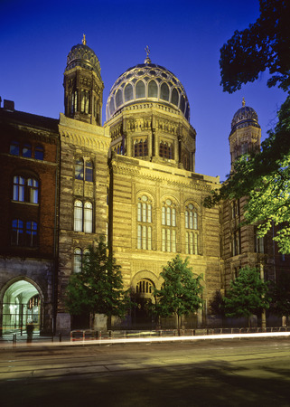 New Synagogue, Berlin, Germany