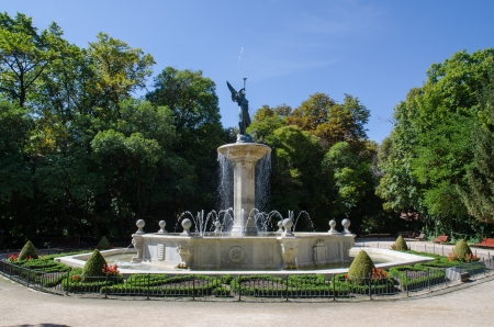 Campo Grande is the largest park in Valladolid