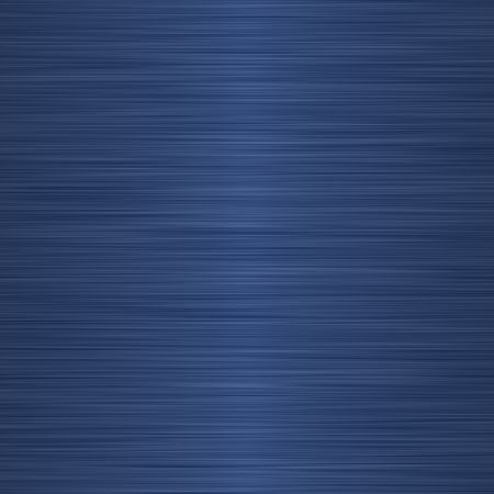 brushed dark blue metallic background with central highlight