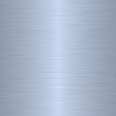 brushed blue silver metallic background with central highlight