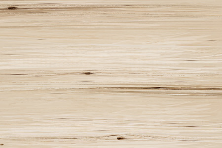 Ilustración de Wooden grain table background in 3d illustration, flat lay view - Imagen libre de derechos