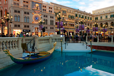 Venetian Macao-Resort-Hotel,Macau China