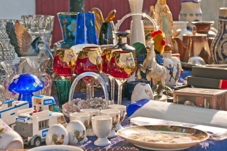 bric-a-brac market