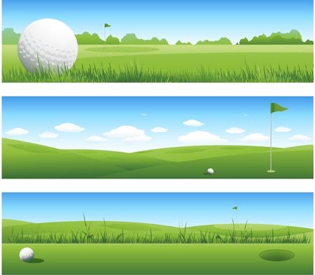 Golf headers