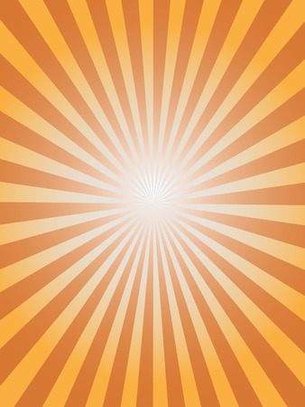 simple sunray background for design