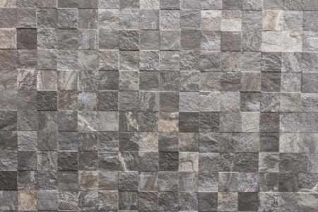 Photo pour classic tile wall texture for interior - image libre de droit