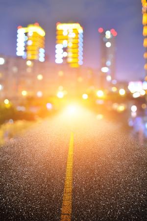 city road