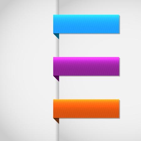 set ribbons tag