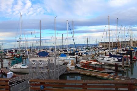 Fisherman s Wharf is a neighborhood in San Francisco, California, U S