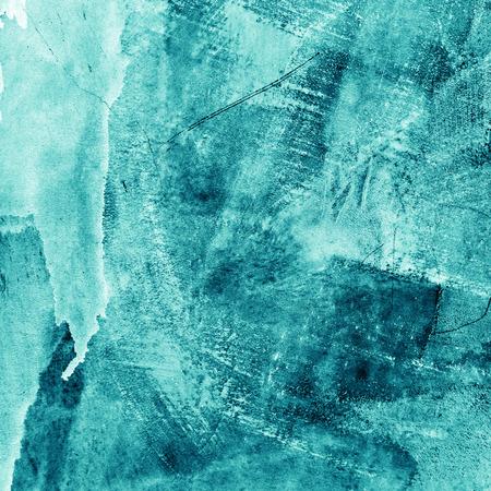 Photo pour Turquoise grunge background - image libre de droit