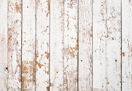 Weathered White Vertical Wood