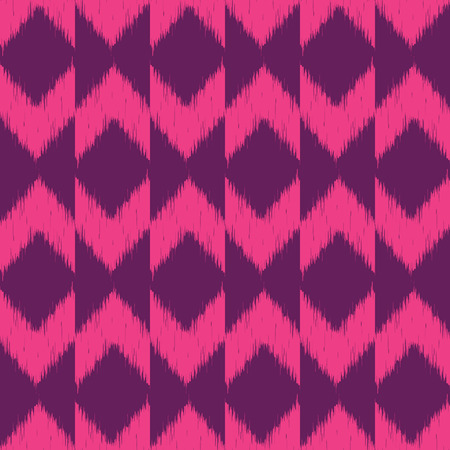 Pink and Purple Chevron Stripes