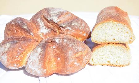 original italian home made bread