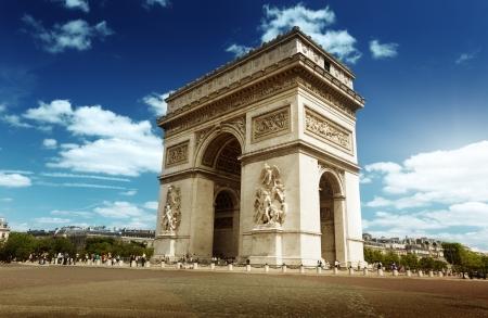 Arc de Triomph Paris, France