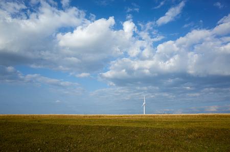 windwheel scenery