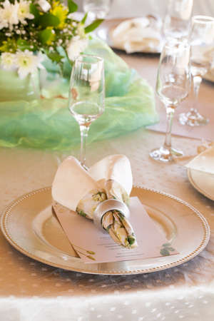 table decor wedding