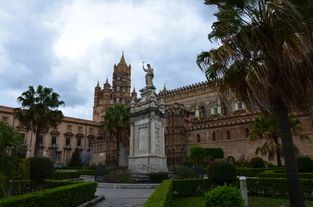 Cathedral of Palermo, Italy