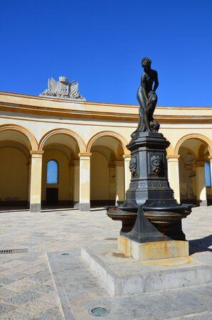 Statue of Trapani, Sicily