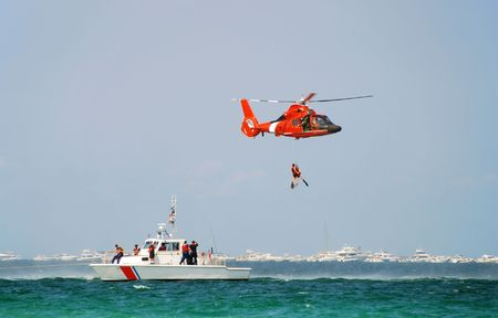 Coast Guard rescue