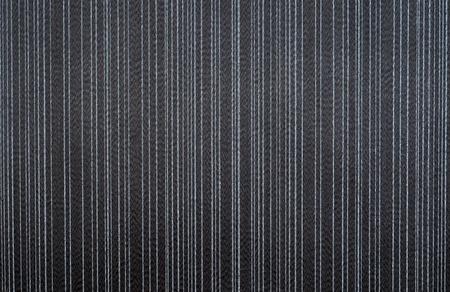 black textile wallpaper. striped pattern background.