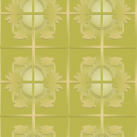 seamless decorative Easter pattern, eps 8