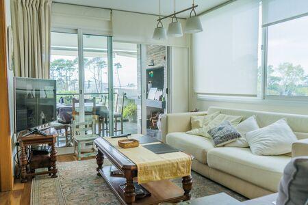Foto de everyday space in home interior - Imagen libre de derechos