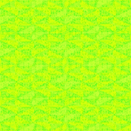 Abstract geometric yellow decorative tile - computer generated pattern