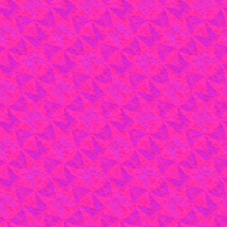Abstract geometric pink decorative tile - computer generated pattern