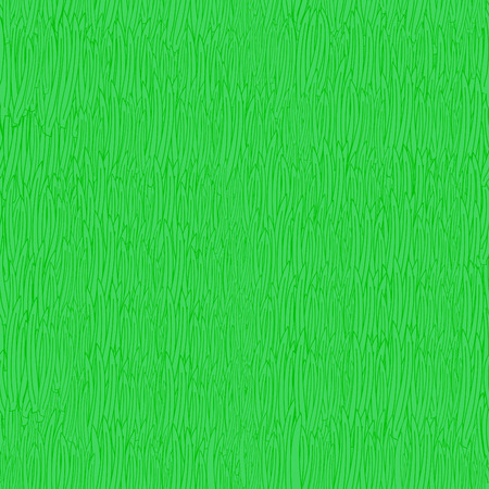 Seamlessly vector wallpaper with green grass