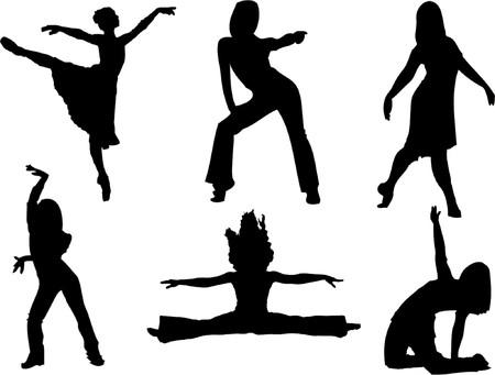 Women dancers
